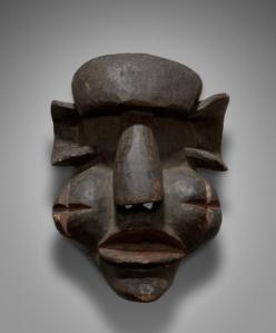 Kongoli (Gongoli) Mask [E1]