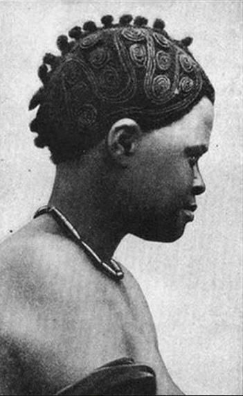 [E8] Igbo Hairstyle