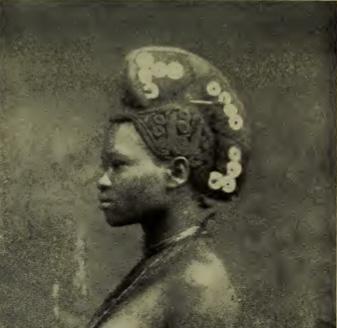 [E9] Awka maiden circa 1921