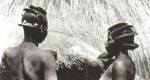 [E14] Luba Tribeswomen
