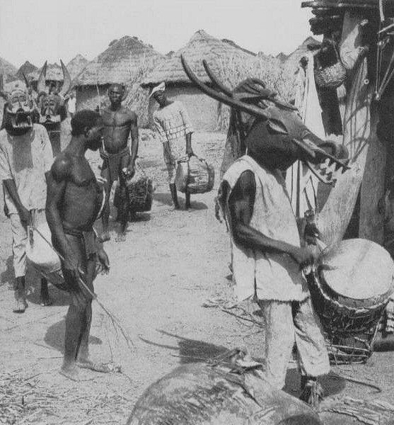 [E3] Senufo Tribe - Kponyungo