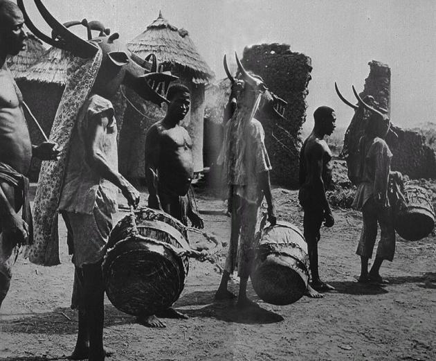 [E2] Senufo Tribe - Kponyungo