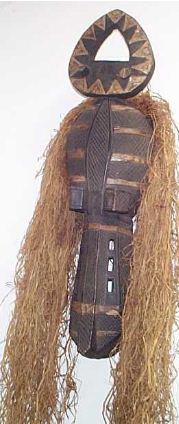 E5 Tonkongba Headdress