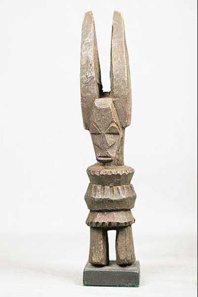 Ikenga - simple, abstract