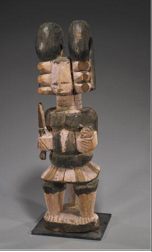 Traditional Ikenga - AplusAfricanArt