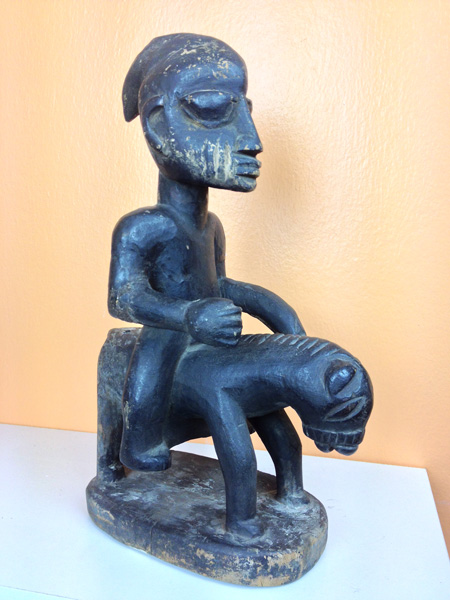 Yoruba horseman