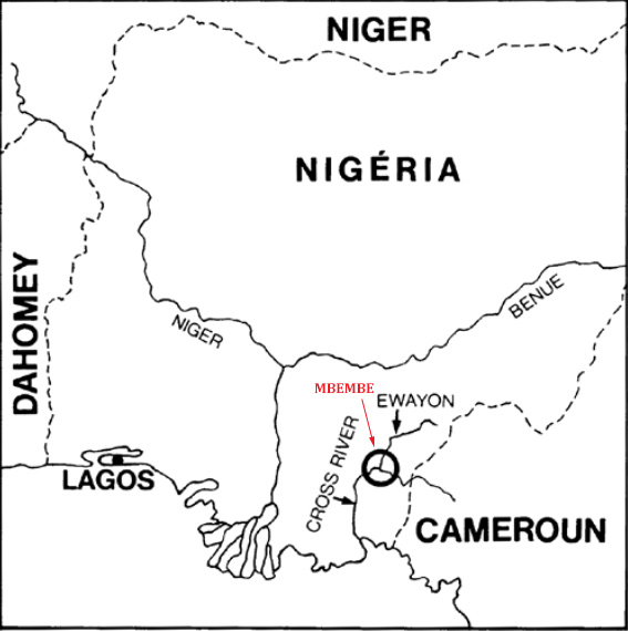 [E1] Mbembe location